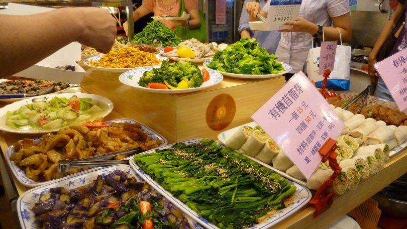 CNN: Тайбэй в десятке лучших мест мира для веганов