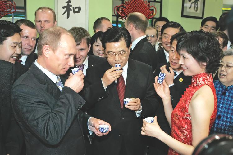 путин_пьет_китайцы