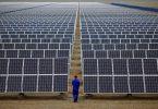 всемирная солнечная и ветряная электросеть