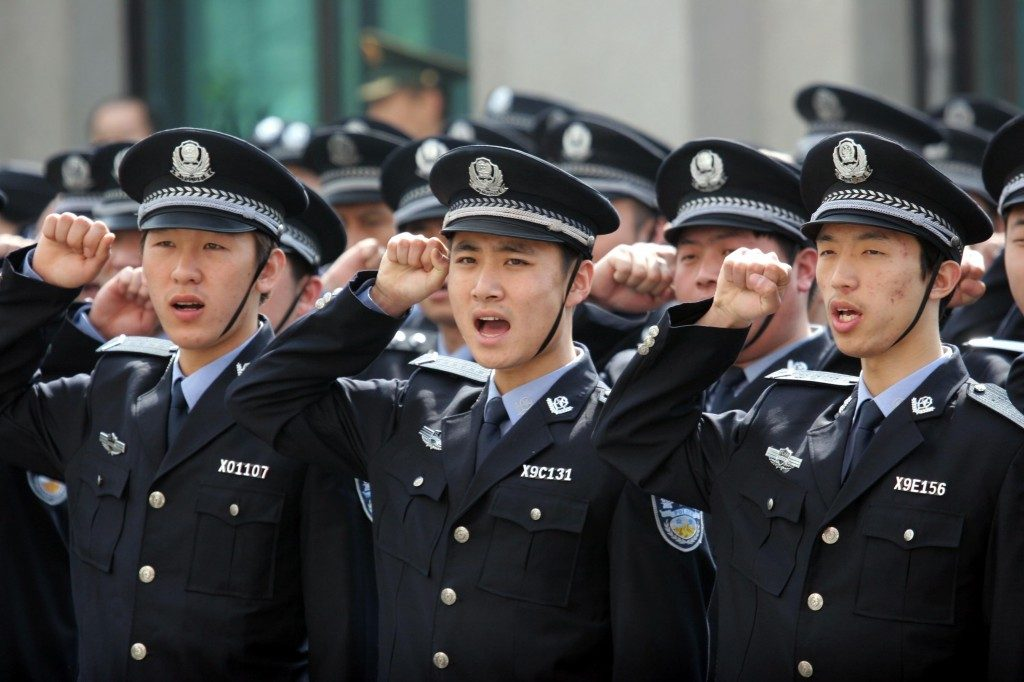 Полиция реагирует на твой пост в Facebook о новом рабочем месте