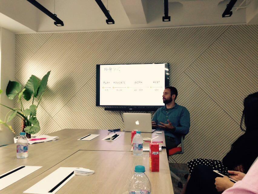Выступление координатора международных проектов Udacity Адама Сенчури