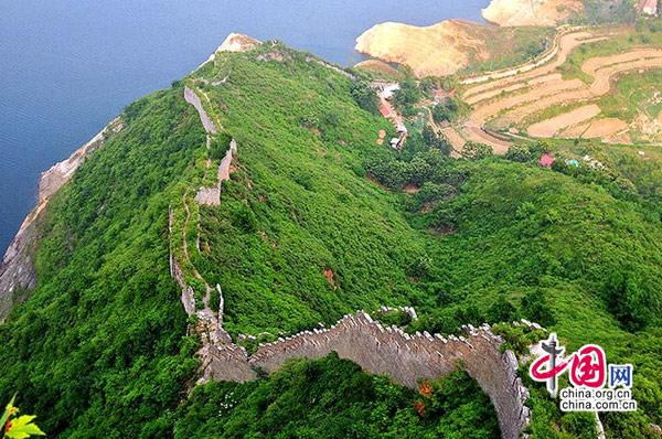 Великая Китайская стена. Отрезок Сифэнкоу Фото: China.org.cn