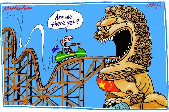 Источник: nicholsoncartoons.com.au