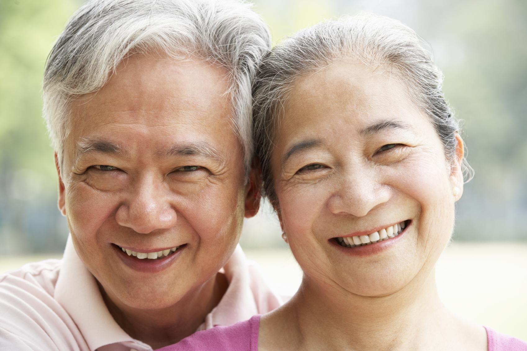 В Пекине старичкам выдадут браслеты