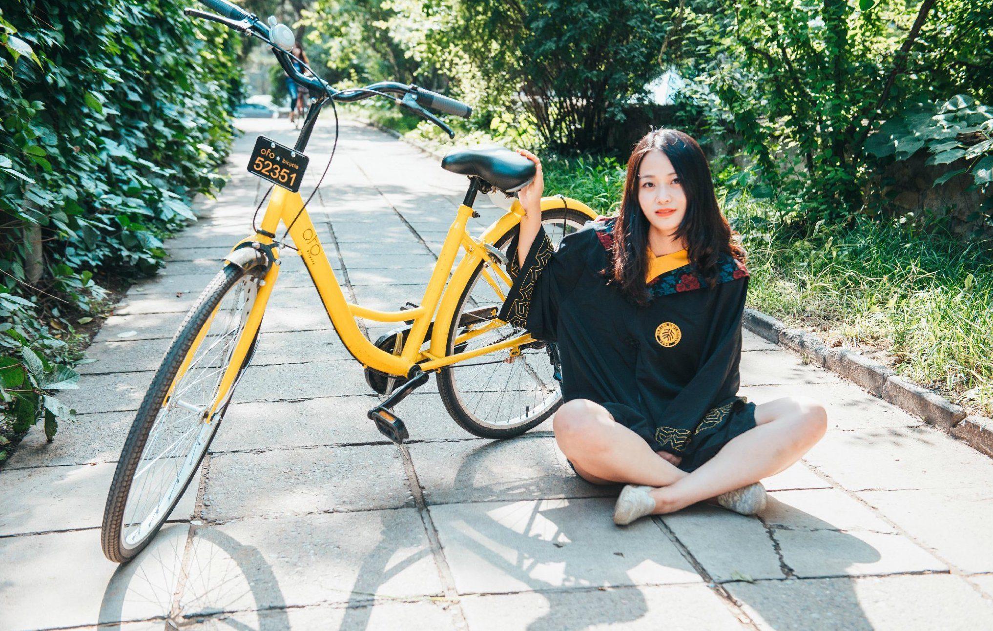 Для студентов прокат велосипеда Ofo обойдется в 0.5 RMB в час