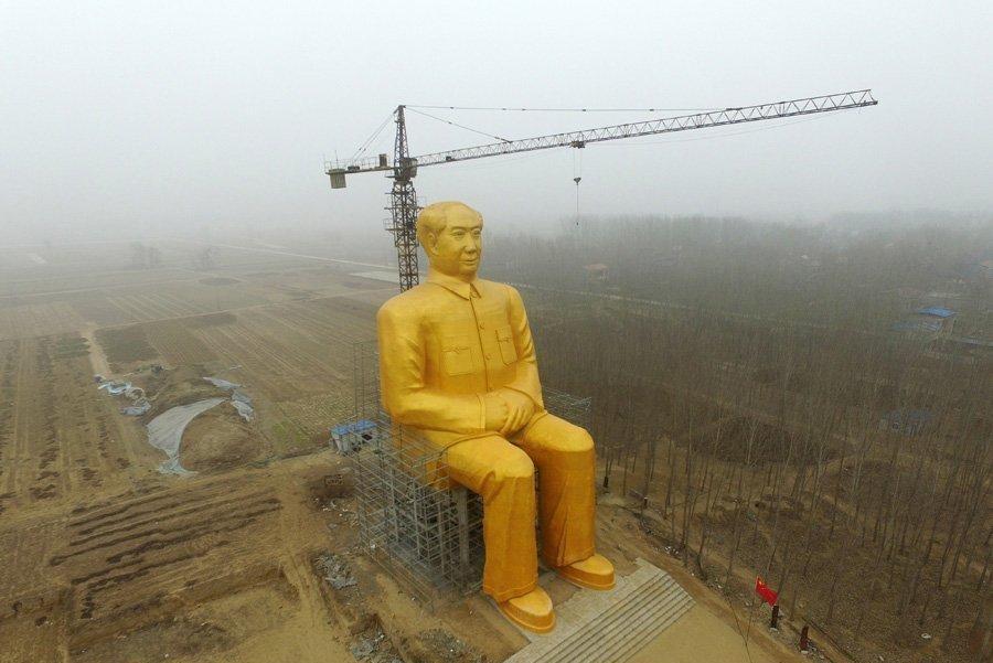 Фото via ChinaNews