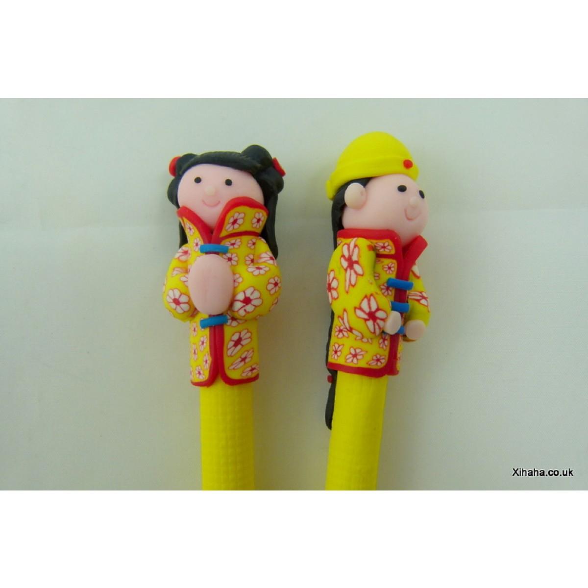 Китайцы наконец-то научились делать шариковые ручки