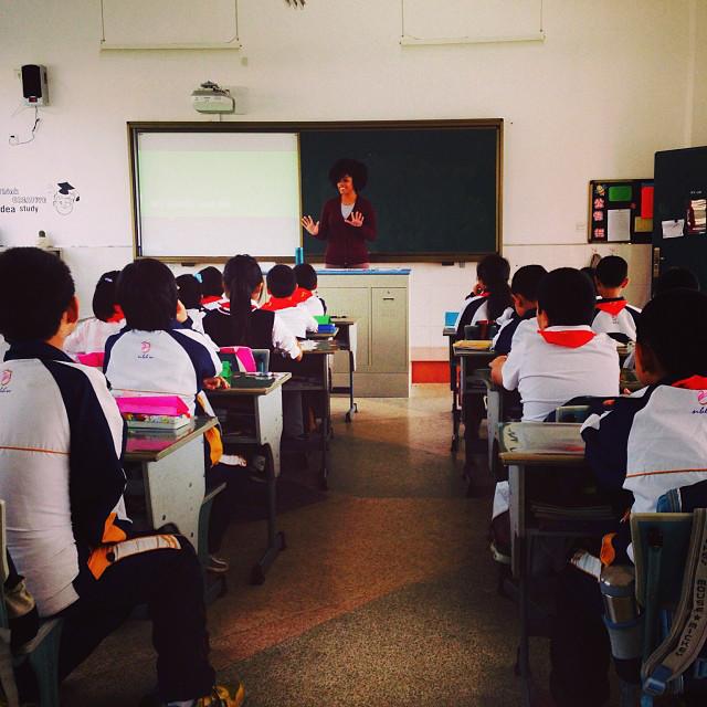 В Китае будут увольнять за «не родной» английский
