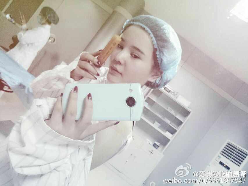 Фото via Weibo