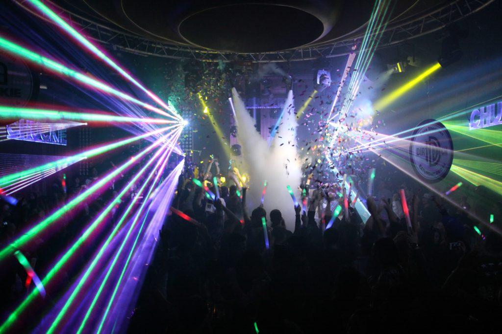 Ночной клуб будни night town ночной клуб
