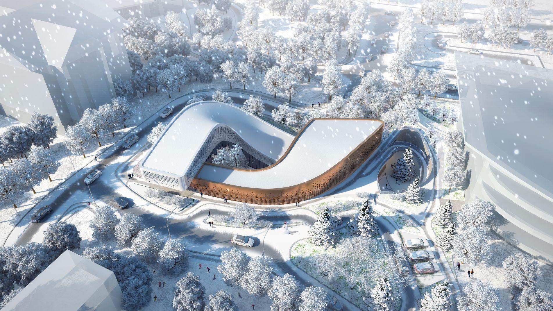 Европейские архитекторы в Китае — шанс на миллион