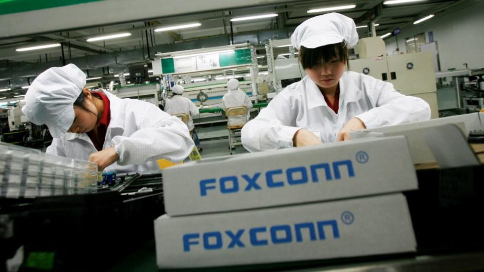 Фабрики смерти Foxconn: где и какой ценой собирают новые iPhone X
