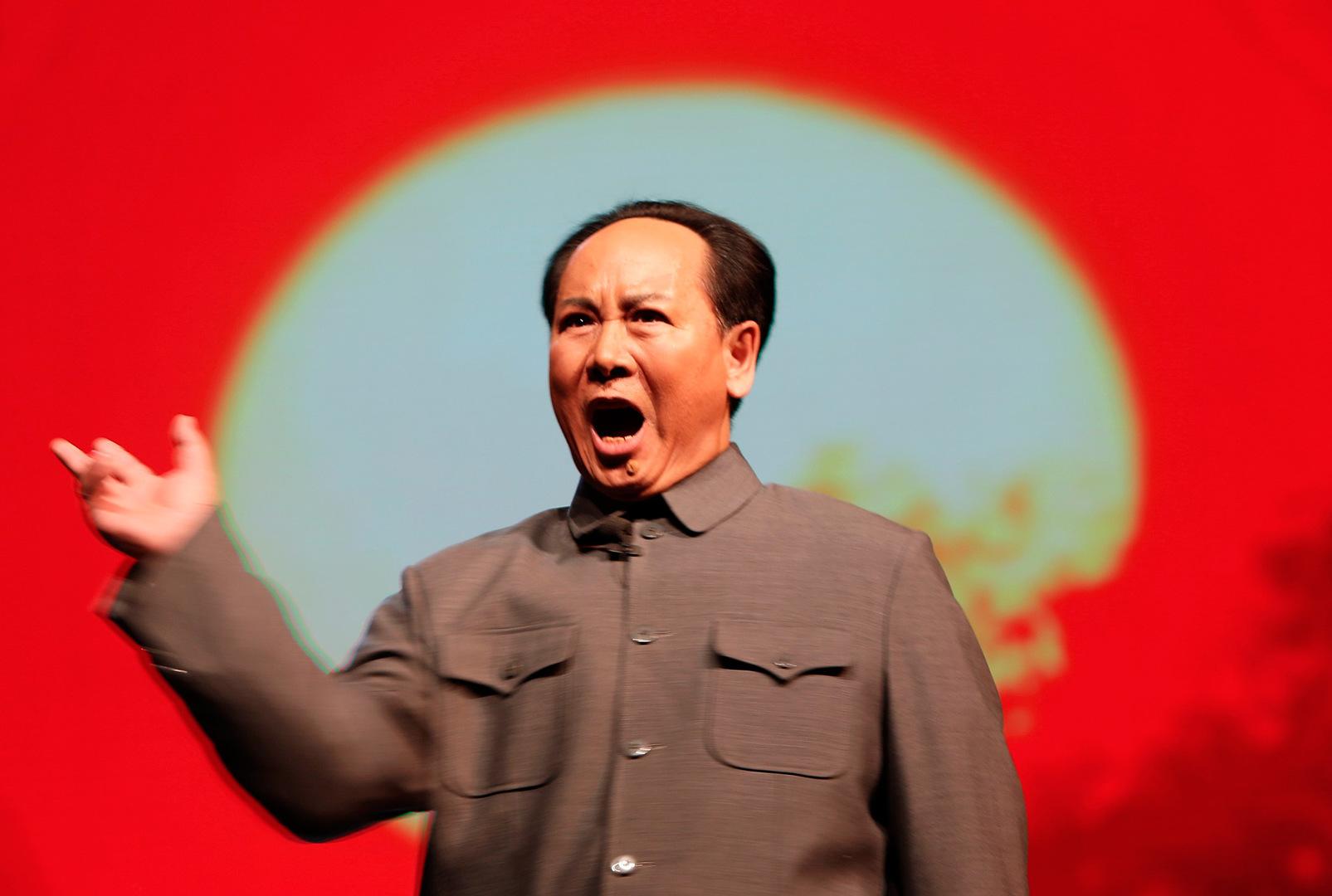 Как Мао Цзэдун победил Брежнева в баскетболе