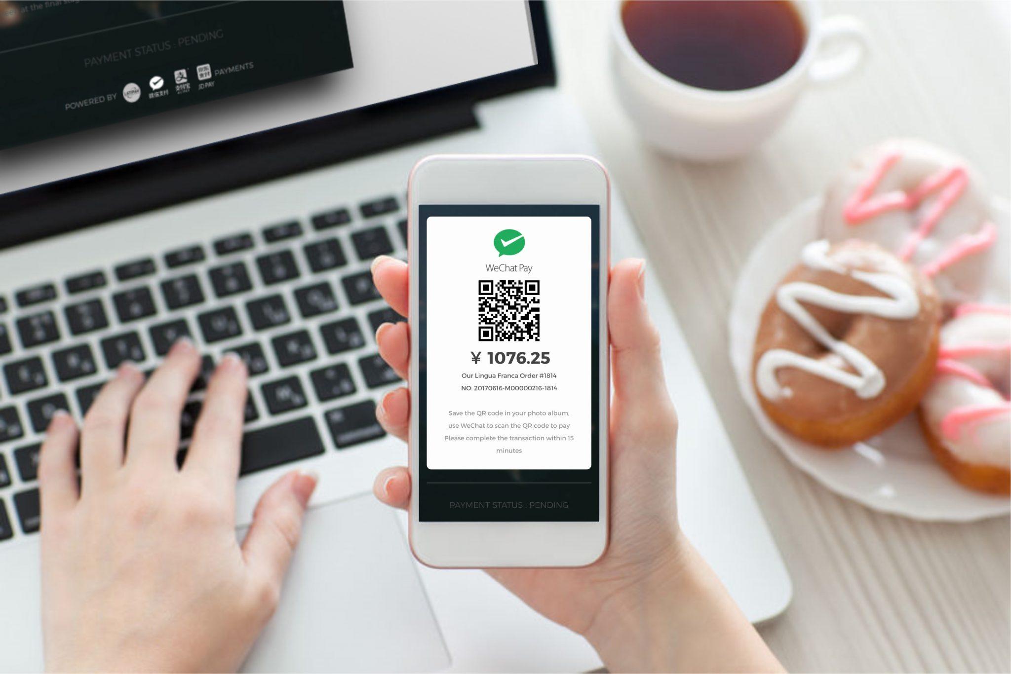 WeChat Pay становится доступней для иностранцев