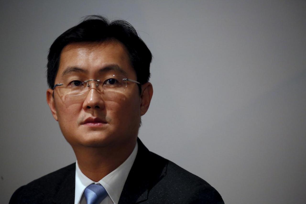 Пони Ма, основатель Tencent и миллиардер, стесняющийся СМИ