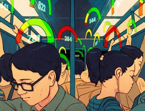 Социальные кредиты в Китае как система наказаний и поощрений