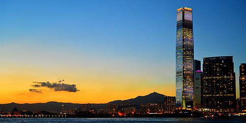 Международный коммерческий центр – Гонконг