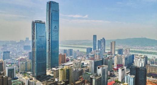Башня Чанша IFS (长沙国际金融中心)