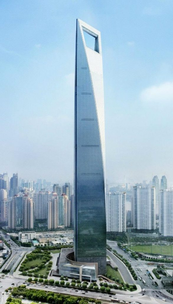 Шанхайский всемирный финансовый центр (上海环球金融中心)