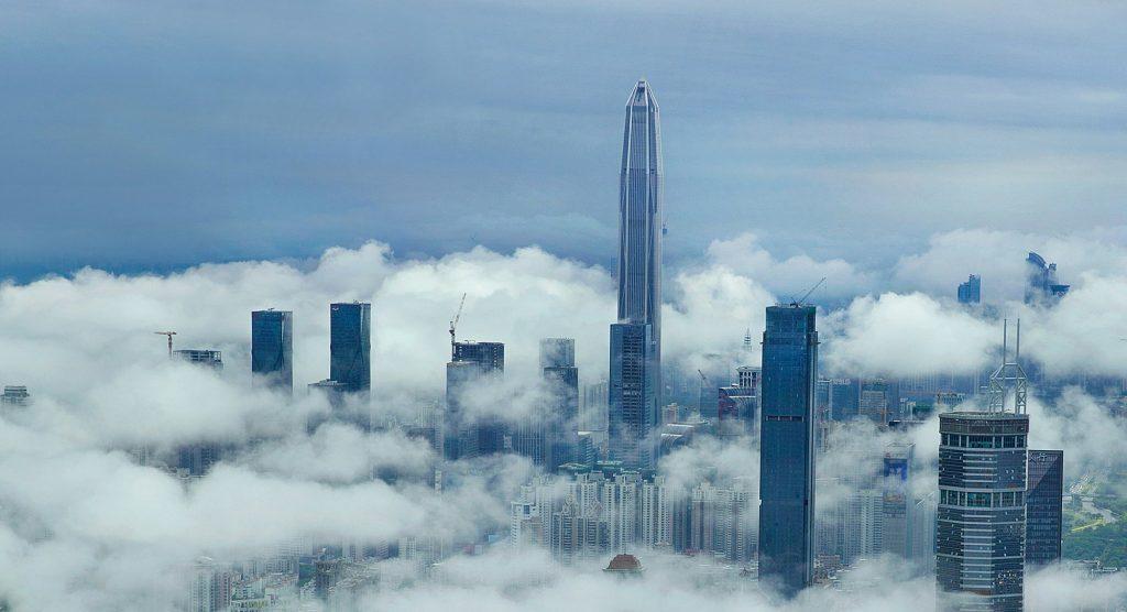 Международный финансовый центр Пинань (平安国际金融中心)