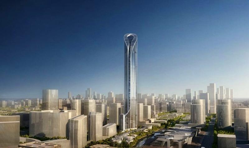 Сучжоу IFS (苏州国际金融中心)